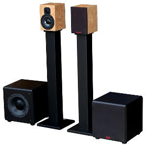 Role Audio Kayak Armada speaker system