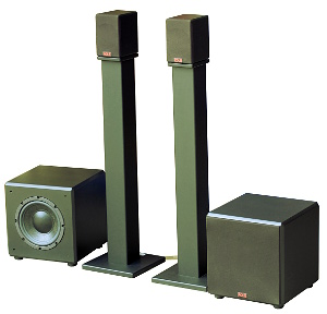 Role Audio Skiff and NSMT Loudspeakers EXP system